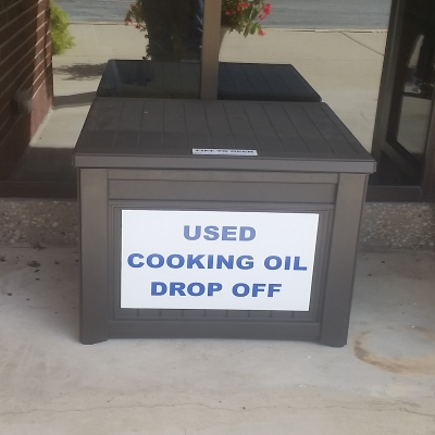 Cooking Oil Recycling Just The Excuse!